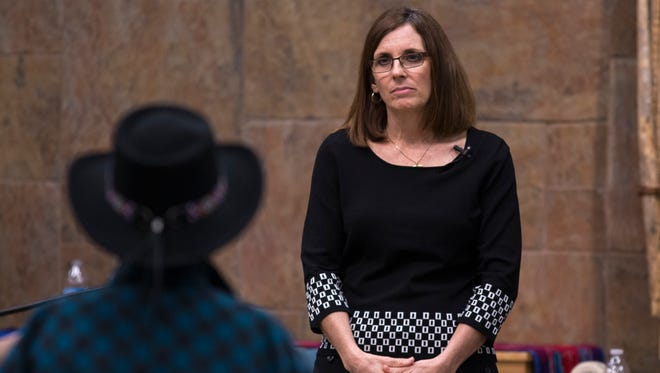 A Tucson man was arrested on May 12 in connection with threatening calls made to U.S. Rep. Martha McSally's office.