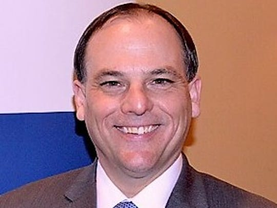 Jon Rebello, BBVA Compass bank's Texas Border and Gulf Coast CEO and Upper Rio Grande Valley president, based in McAllen.