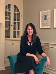 Designer Megan Brakefield says people live more casually