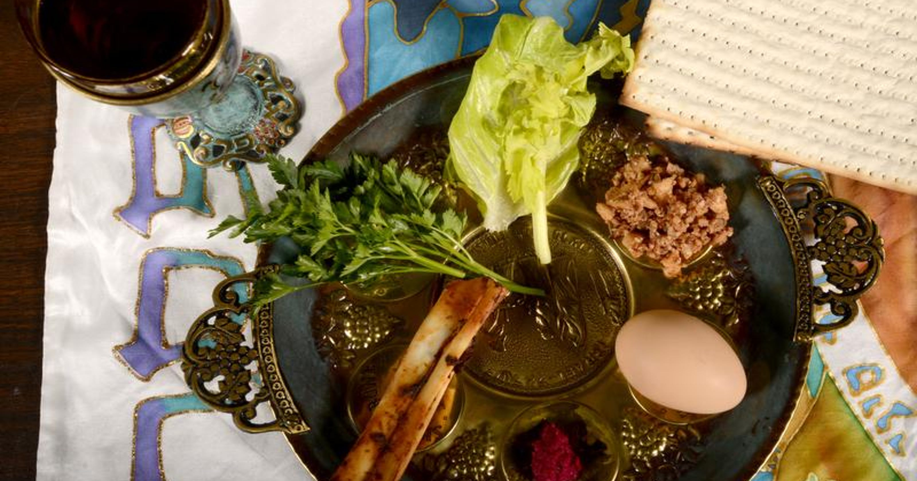 Passover 2015: How we celebrate in Fort Collins