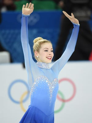 Two-time U.S. women's figure skating champion  Gracie Gold is joining the coaching staff at the Ice Den in Scottsdale. She was fourth at the 2014 Winter Olympics.