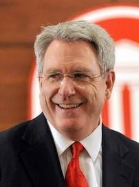 University of Mississippi Chancellor Dan Jones has begun chemotherapy after being diagnosed with lymphoma.