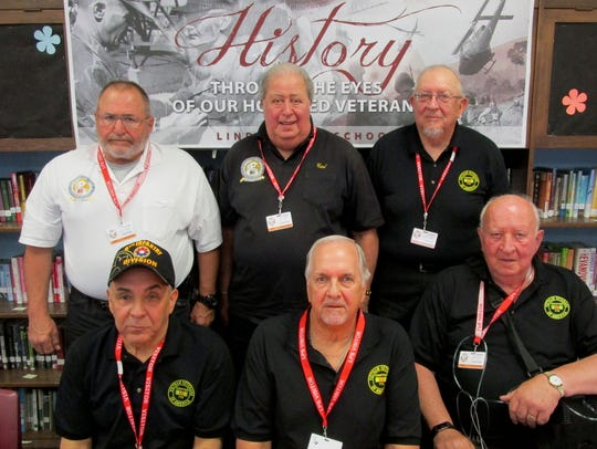 Members of Vietnam Veterans of America Chapter 779