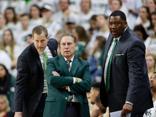 A survey of Big Ten basketball coaches by Stadium.com ranked Michigan State's Dwayne Stephens and Dane Fife as two of the league's top three assistants.