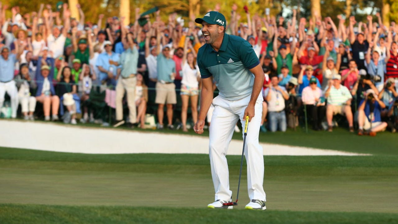 USA TODAY Sports' Nancy Armour breaks down how Sergio Garcia beat out Justin Rose in a playoff to win the 2017 Masters.