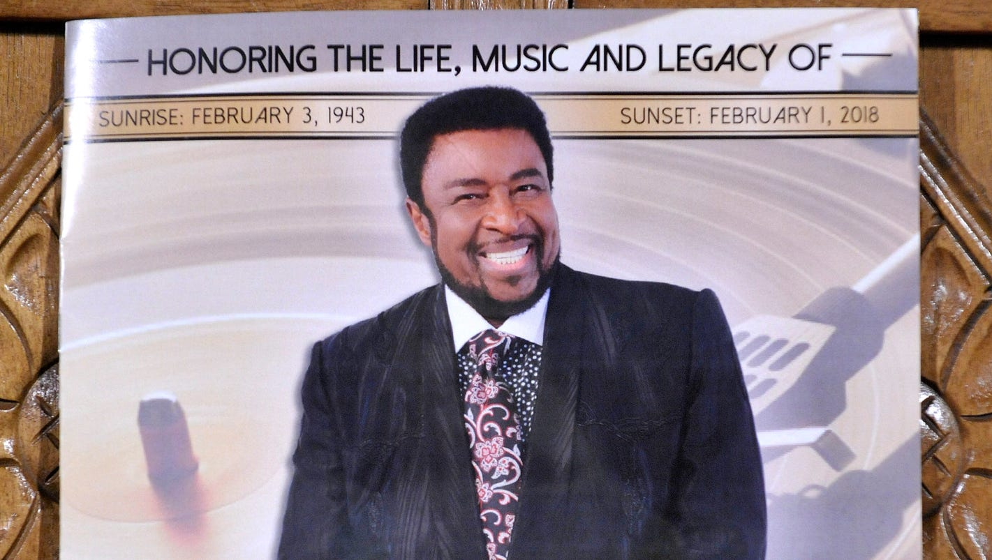 A celebration of Dennis Edwards of The Temptations