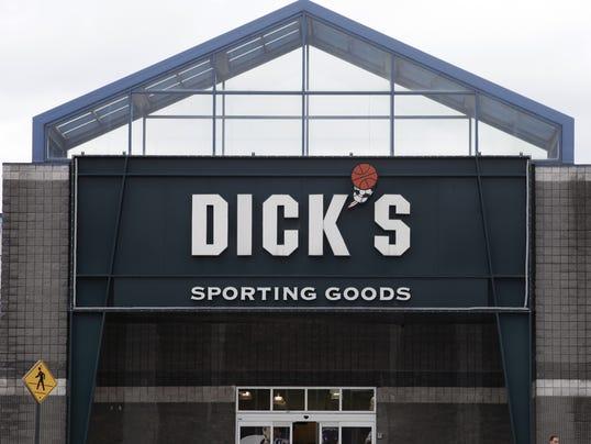 Dicks Sports Shop
