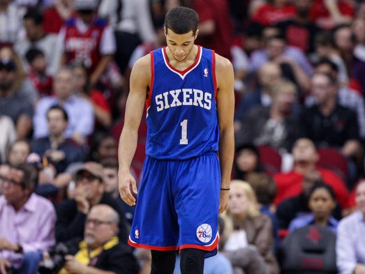 2013-14 Philadelphia 76ers: The Sixers dropped 26 in a row to tie the NBA record and also the mark for longest losing streak in a major sports league in the United States.