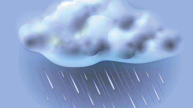 webart rain cloud. GETTY IMAGES