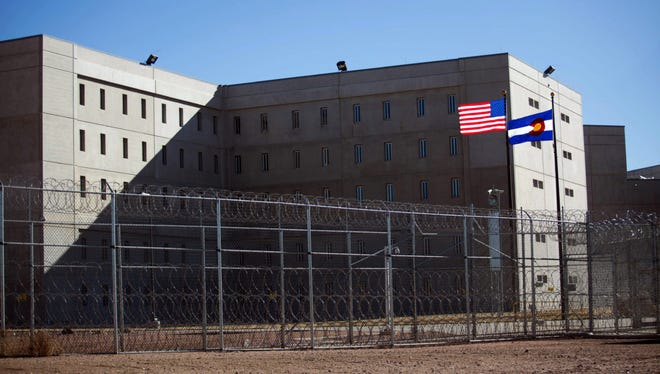 This $200 million prison in Ca–on City, Colorado was opened in 2010 exclusively to house prisoners in solitary confinement. It is now vacant because of the Colorado Department of Corrections' decision to severely curtail use of isolation.