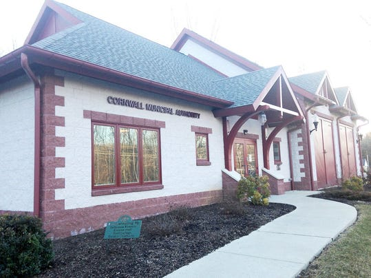 Cornwall Municipal Building