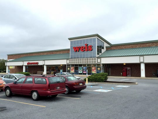 Weis Markets is seeking to obtain a liquor license so it can sell beer at this store located at 1651 E. Cumberland St. in North Lebanon Township.
