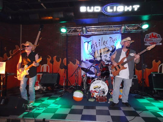 The Trailer Park Cowboys are taking their throwback sound around York County this weekend. The band is playing at White Rose Thunder, The Waterway Bar and Grill and Roosterpalooza 3. <p>