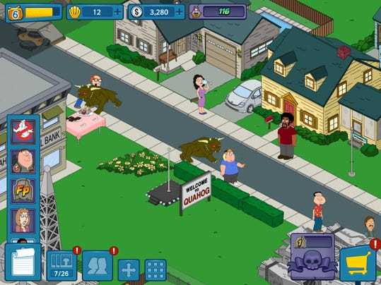 Review: 'Family Guy: The Quest for Stuff' gets hysterical ...