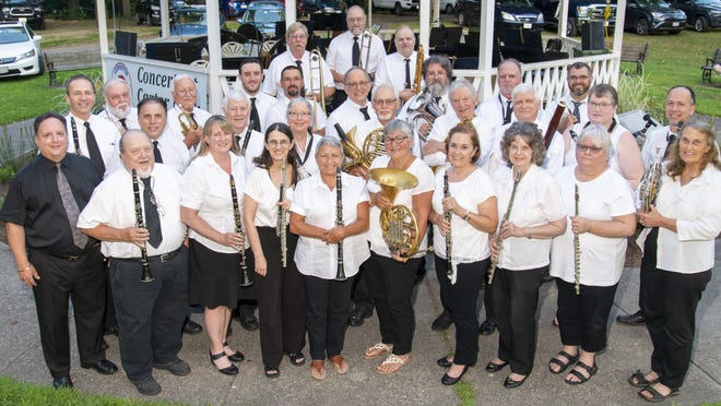 The Leominster Colonial Band has begun its long-standing series of free summer concerts, but with significant changes to allow for social distancing protocols.