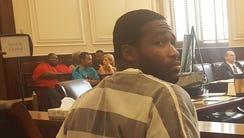 Adrien Broner in the Hamilton County Common Pleas Court.