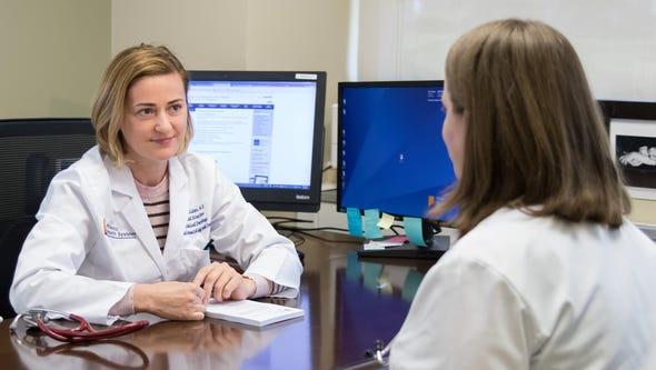 Dr. Angela Alistar, a renowned gastrointestinal (GI)