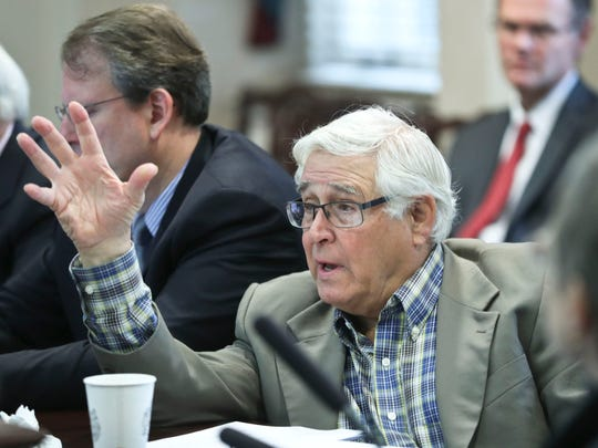 Bill Stone, a former U of L trustee, is urging the university not to cooperate with the NCAA.