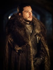 Winterfell lord Jon Snow (Kit Harington) wants to prepare