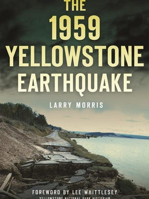 """The 1959 Yellowstone Earthquake"" by Larry Morris"