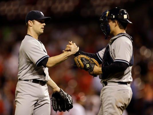 Yankees Cardinals Baseball4