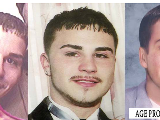 Robert William Dornbach of Gloucester City has been missing since 2005. He was 17 at the time of his disappearance.