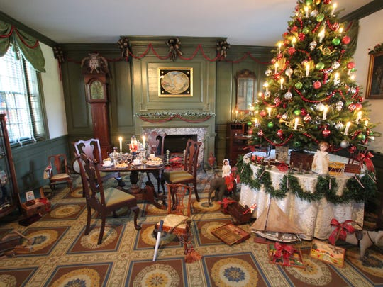 "The Historic Houses of Odessa are celebrating the 200th anniversary of ""The Nutcracker and the Mouse King"" with a display of more than 160 nutcrackers from around the world."
