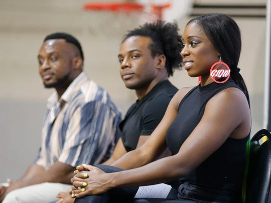 "WWE and the Boys & Girls Club of El Paso hosted a ""Be a STAR"" bullying prevention rally with WWE Superstars Kofi Kingston, Xavier Woods and Naomi."