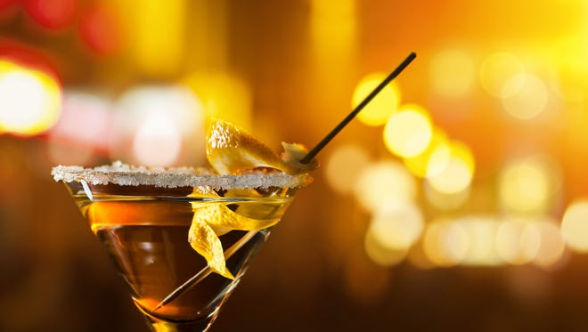 With an imaginative bartender, the cocktail list can be endless.