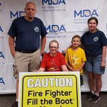 Firefighters Fill the Boot tradition continues in Greene County