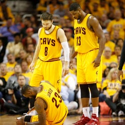 NBA Eastern Conference Finals: Cavaliers vs. Hawks