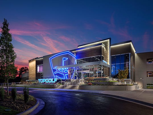 Outlets In Nj >> Topgolf makes Mount Laurel location official