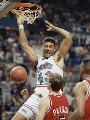 Former Cavs player Brad Daugherty will represent the team at the NBA Draft.