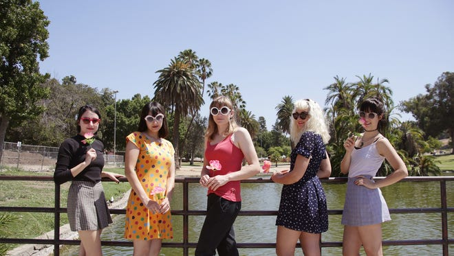 Los Angeles' Peach Kelli Pop is set to perform Monday night at Monarch, 204 E. Rio Grande.
