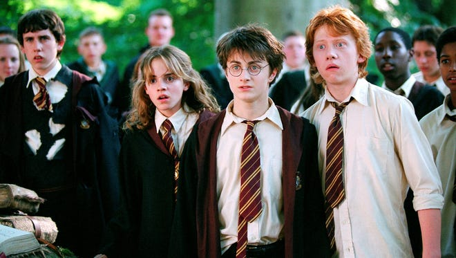 Watch your favorite Harry Potter flicks in IMAX for one week.