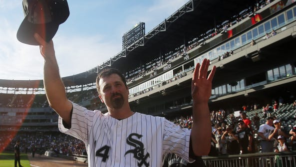 Former Chaparral standout Paul Konerko was drafted