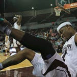 Mississippi State freshman Malik Newman could miss his second consecutive game because of a basketball game.