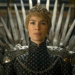 "In this image released by HBO, Lena Headey appears in a scene from ""Game of Thrones.""  ""Game of Thrones"" and ""Veep"" are among the top contenders for the 68th prime-time Emmy Award nominations. The shows claimed the top drama and comedy series prizes at last year's Emmy ceremony."