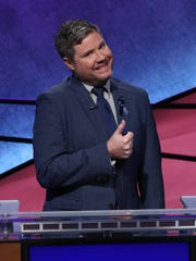 Pound Ridge native Austin Rogers is back on Jeopardy! Tournament of Champions