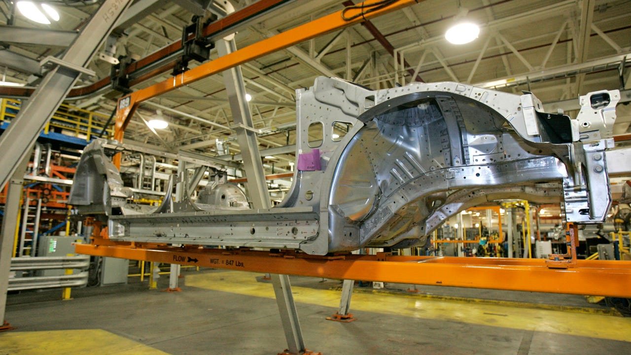 Production to end at Ohio General Motors plant