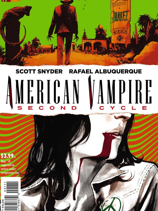 Am Vamp Cycle cover