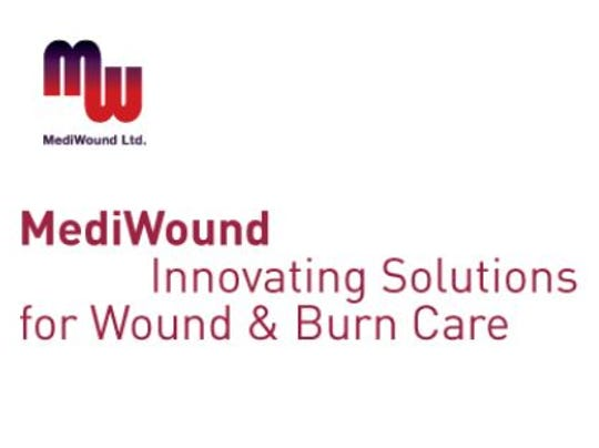 Mediwound sells shares to the public.