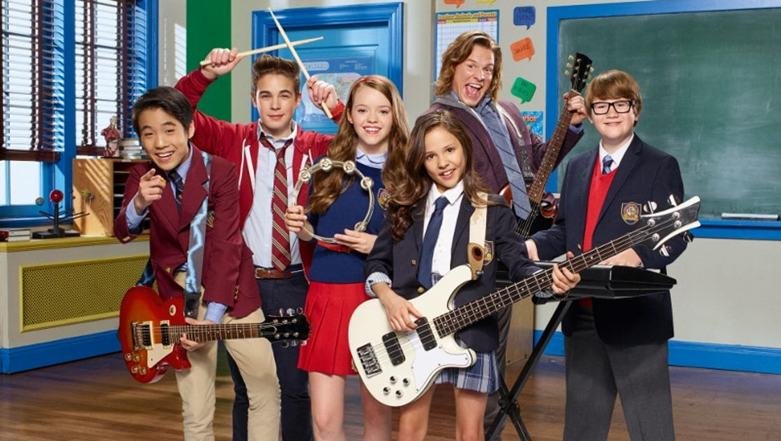 39 school of rock 39 back in session on stage and now tv for Local craft fairs near me