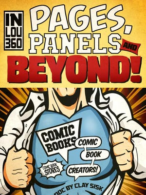 """Image from """"Pages, Panels and Beyond"""" by Clay Sisk."""