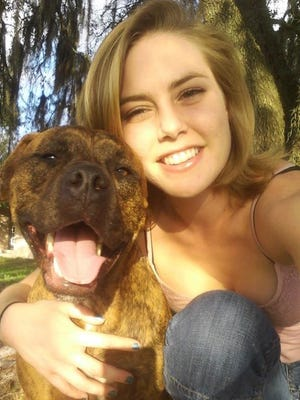Molly Olsen grew up in Asheville and has returned to her hometown to be near her sick mother. It's been nearly a month since her arrival and Olsen still hasn't found a place to live. Landlords are unwilling to let Olsen move in because of her 4-year-old pit bull named Prince.