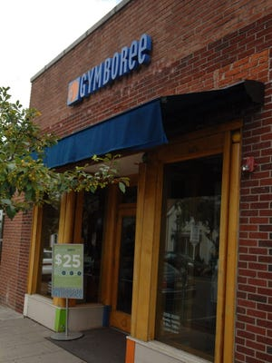 The Gymboree store in Ridgewood, shown in 2007, has been closed. Now the chain may be filing for bankruptcy protection.