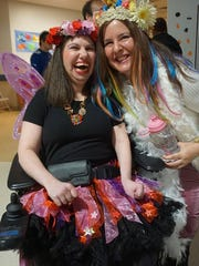 A scene from SPARC, Inc.'s  Oct. 27 Halloween Party.