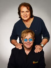 Elton John is one of several well-known musicians on