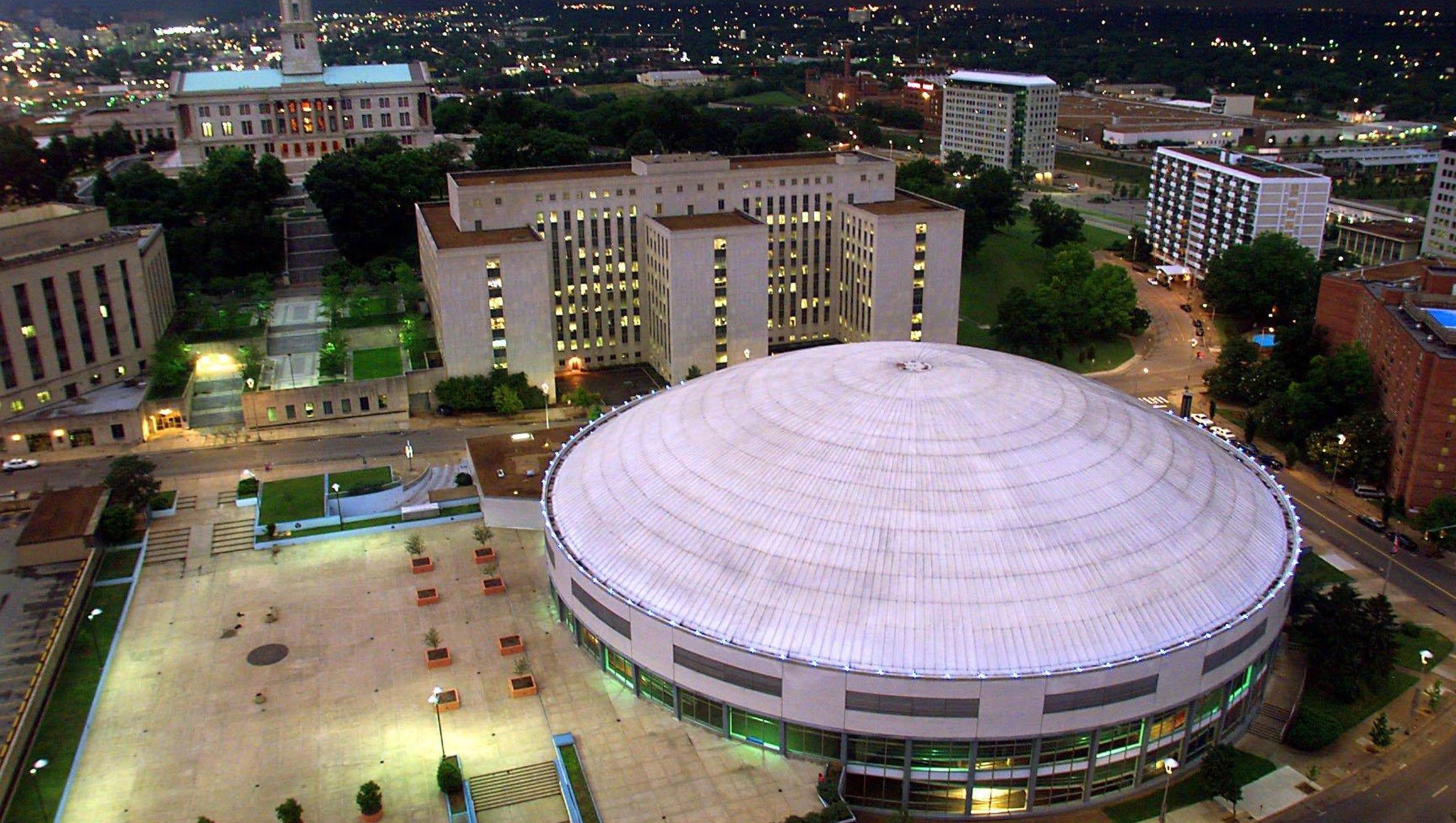 Nashville Municipal Auditorium Tickets
