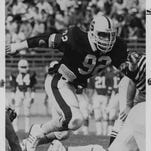 Wooster's Dave Wyman was a standout at Stanford before a nine-year NFL career.